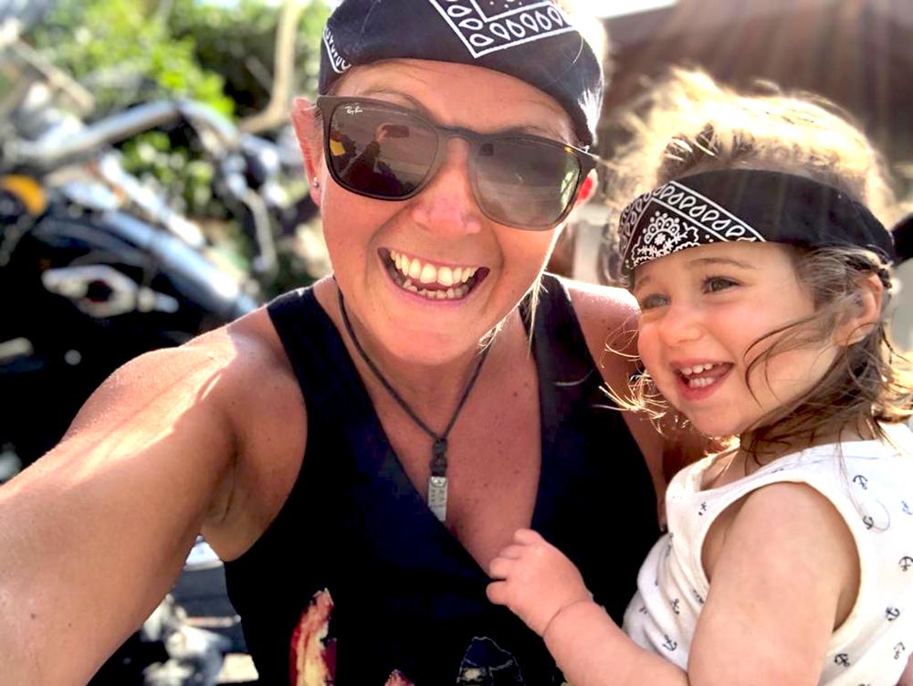 French Ski chalet childcare