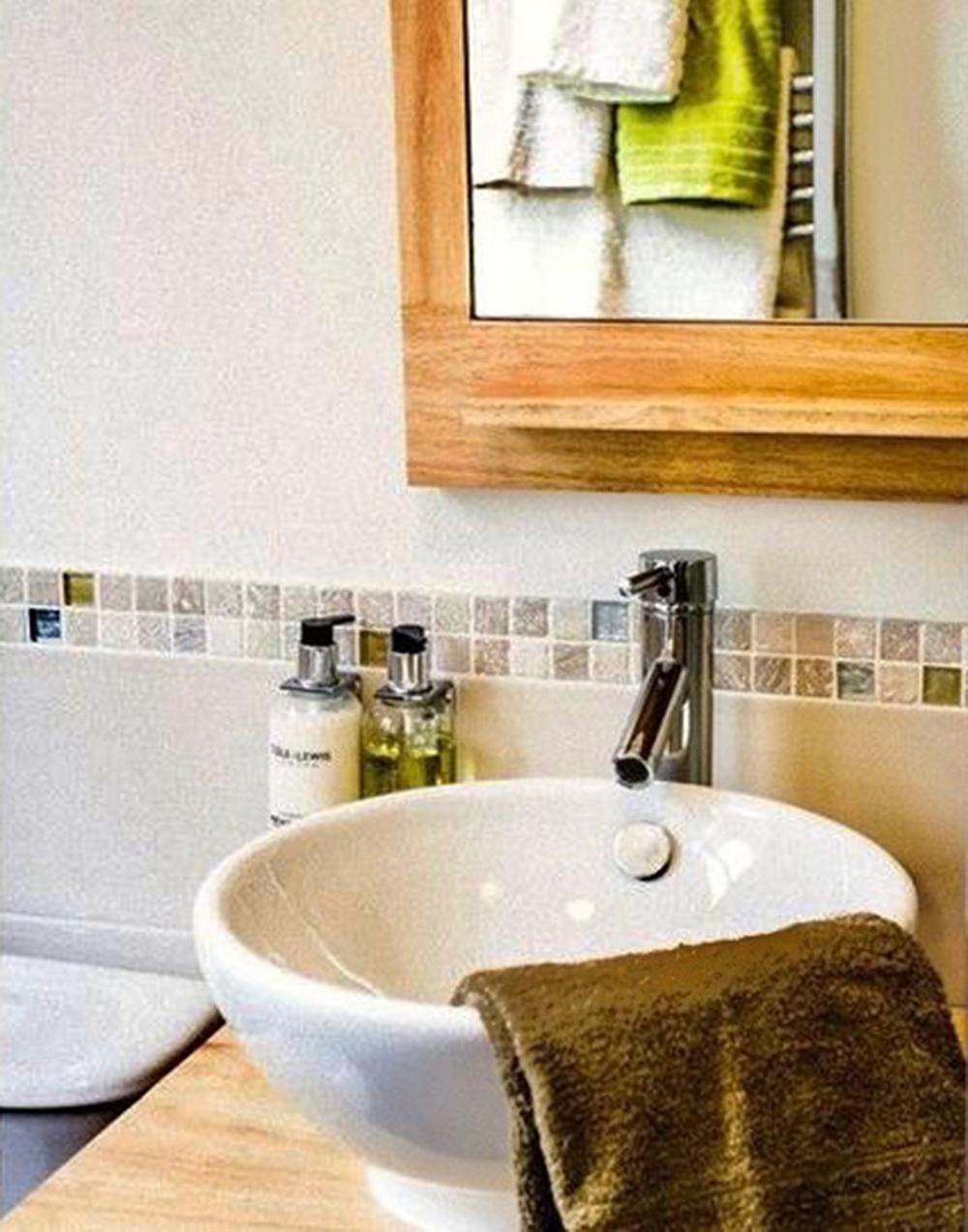 Chalet suite 2 bathroom